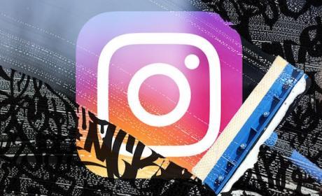 Instagram limpia los comentarios (Imagen:TechCrunch)