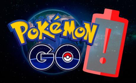 Ahorrar batería en Pokémon GO