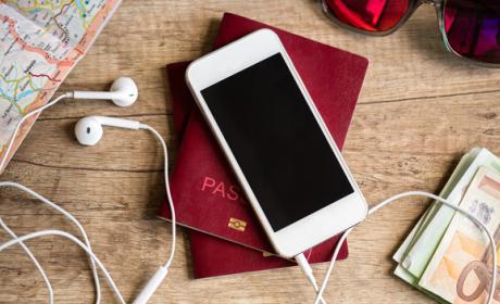 ¿Cómo viajar por el mundo sin arruinarte con el roaming?