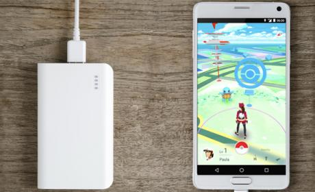 bateria portatil pokemon go, pokemon go, pokemon go bateria, pokemon go power bank