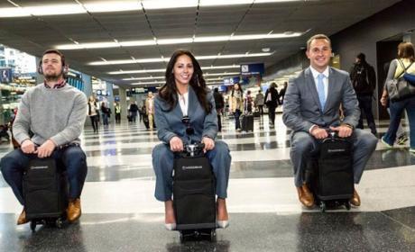 maleta motorizada