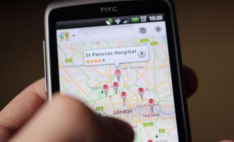 Google Maps te permitirá conectarte únicamente por WiFi