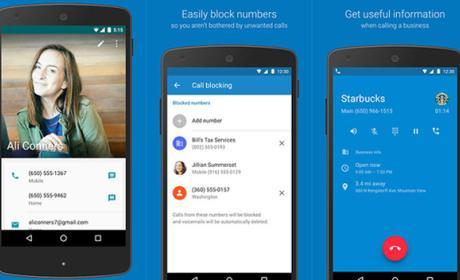 App Teléfono de Google