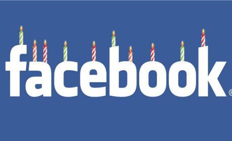 facebook cumpleaños
