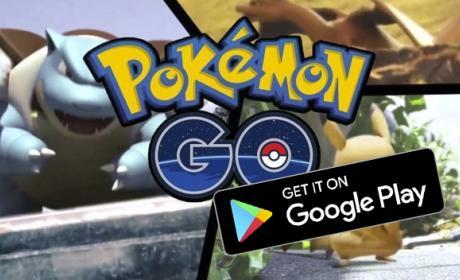 actualización pokémon Go