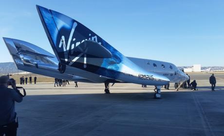 Virgin Galactic tiene permiso para probar su avión espacial
