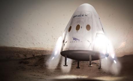 SpaceX inicia las pruebas del motor que nos llevará a Marte