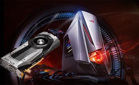 Asus ROG GT51 con SLI de GTX 1080