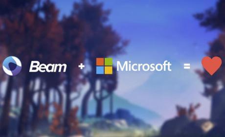 Beam, servicio de streaming de juegos