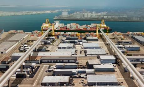 Hyperloop y DP World se alían para llevar Hyperloop a Dubai