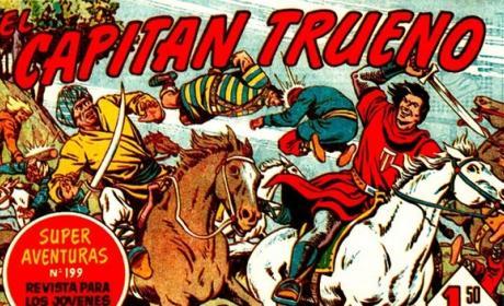 Fallece Víctor Mora, el creador de El Capitán Trueno