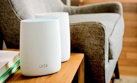Netgear presenta sistema de Wifi Orbi