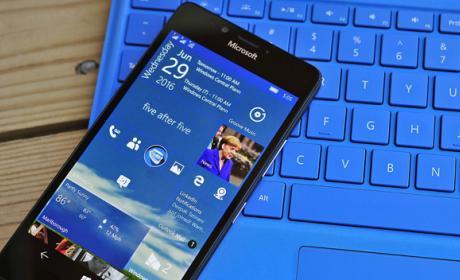 Windows 10 Mobile Anniversary llega a móviles de operadoras