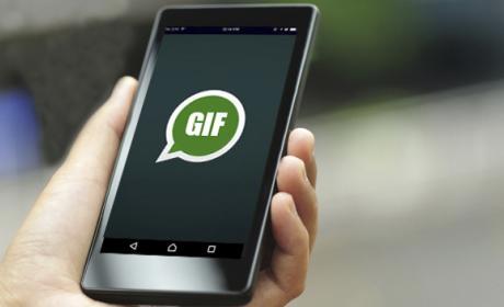 Cómo crear y enviar Gifs por WhatsApp a tus contactos