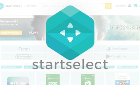Startselect, la nueva forma de comprar tus códigos de iTunes