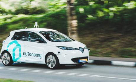 El primer servicio de taxis autónomos se pone en marcha