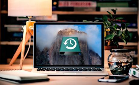 Cómo hacer un backup o copia de seguridad con Time Machine
