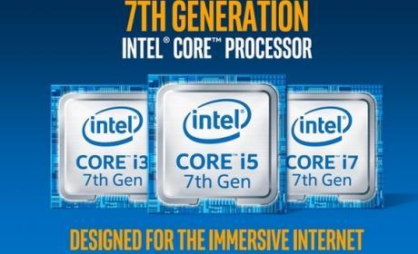 Intel presenta los nuevos procesadores Intel Core i7 Kaby Lake