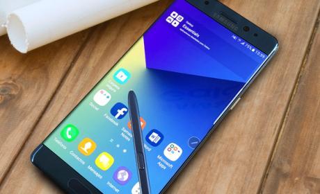 Samsung retrasa la distribución del Galaxy Note 7 por fallos