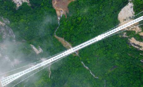 Puente cristal
