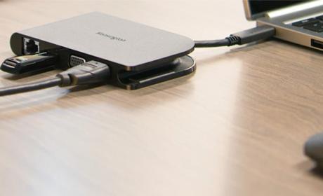 El conector USB Tipo C encuentra un aliado en Kensington