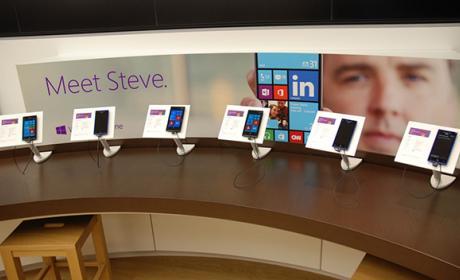 Retirada Microsoft Lumia