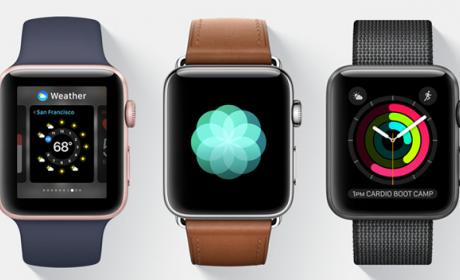 Apple Watch Series 1 vs Apple Watch Series 2 vs Apple Watch