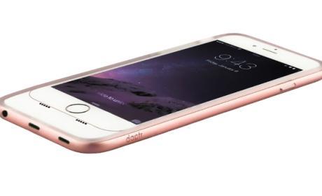 Un iPhone 7 con conector de auriculares, gracias a esta funda