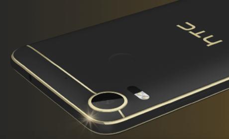 HTC Desire 10 lifestyle, un móvil inspirado en el art decó