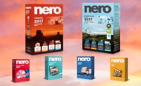 Suite Nero 2017