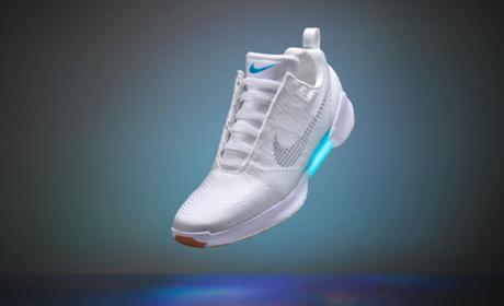 Zapatillas Nike con robocordones