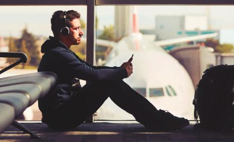 contraseña wifi aeropuerto