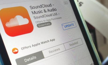 Spotify parece estar negociando la compra de SoundCloud