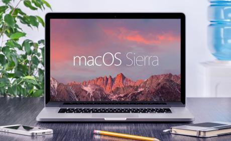 Mac con macOS Sierra