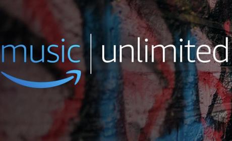 Amazon music unlimited, música en streaming