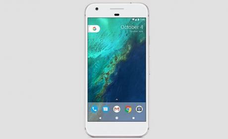 Imagen frontal del Pixel