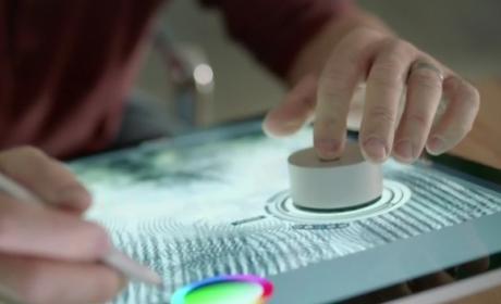 Surface Dial, el dispositivo circular que se pega a la pantalla