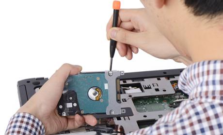 Cómo cambiar disco a un portátil