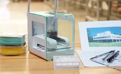 impresora 3d bolsillo