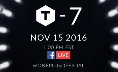 El nuevo OnePlus 3T se estrena el 15 de noviembre con Snapdragon 821