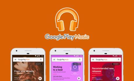 Música offline automática en la actualización de Google Play Music