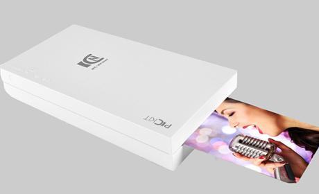 Pyle presenta su impresora portátil para dispositivos móviles