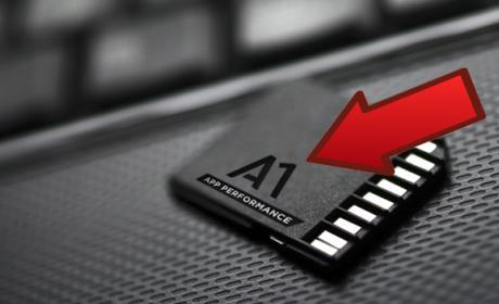 Las tarjetas microSD para móviles Android ahora traerán el símbolo A1