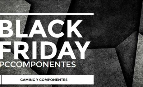 Black Friday en PcComponentes: especial gaming y componentes