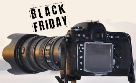 Las mejores ofertas en cámaras y objetivos para el Black Friday
