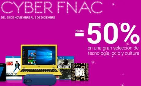 Cyber Monday en Fnac: todas las ofertas y descuentos