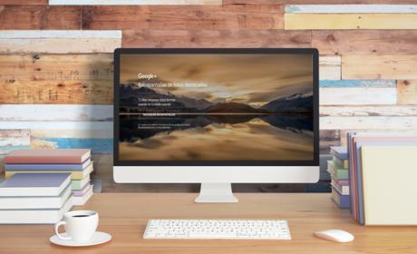 El programa con salvapantallas para el Mac de Google
