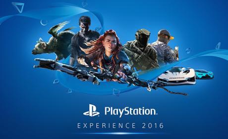 PlayStation Experience: todos los juegos anunciados y vídeos