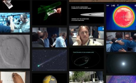 La NASA publica 500 GIFs animados listos para usar en memes