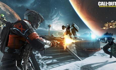 Call of Duty: Infinite Warfare, gratis en PS4 durante 5 días